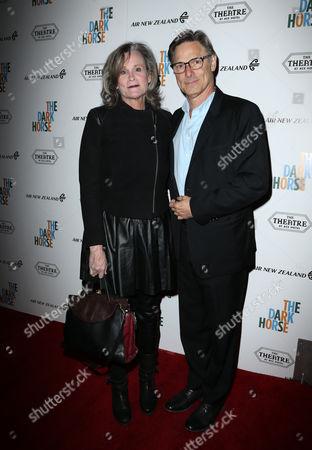 Stock Image of Pamela Guest, Nicholas Guest