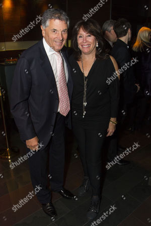 David Dein and Barbara Dein