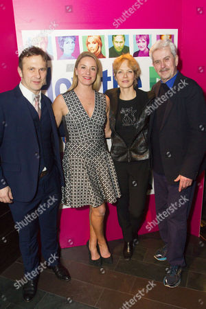 Editorial photo of 'How The Other Half Loves' play, press night, London, Britain - 31 Mar 2016