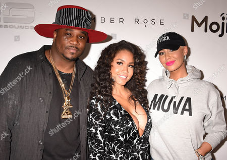 Stock Photo of Sincere Show; Rosa Acosta; Amber Rose