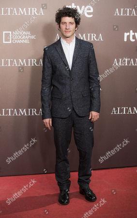 Editorial picture of 'Altamira' film premiere, Madrid, Spain - 31 Mar 2016