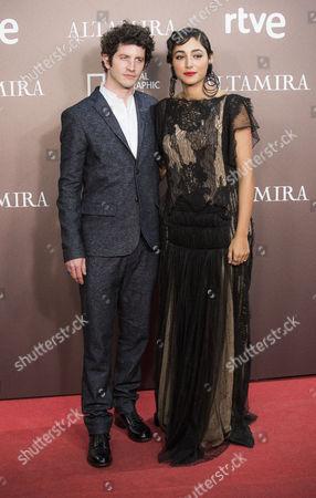 Editorial photo of 'Altamira' film premiere, Madrid, Spain - 31 Mar 2016