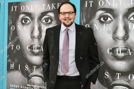 Editorial picture of 'Confirmation' TV series premiere, Los Angeles, America - 31 Mar 2016