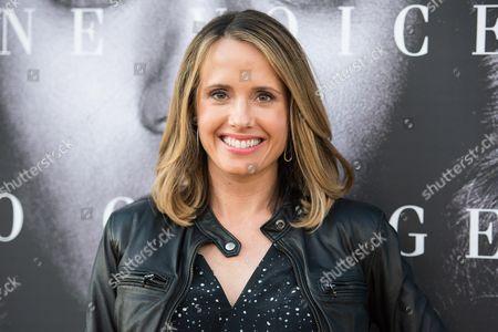 Editorial photo of 'Confirmation' TV series premiere, Los Angeles, America - 31 Mar 2016