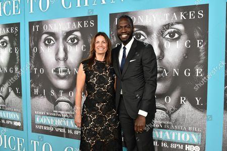 Susannah Grant (Executive Producer) and Rick Famuyiwa (Director)