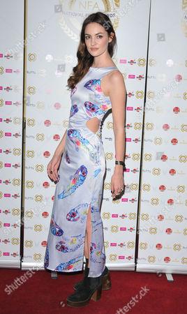 Editorial photo of National Film Awards, London, Britain - 31 Mar 2016