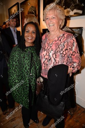 P P Arnold and Cynthia Stewart