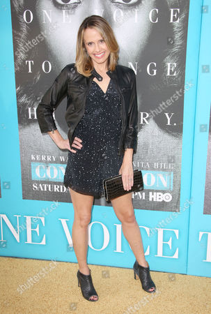 Editorial image of 'Confirmation' TV series premiere, Los Angeles, America - 31 Mar 2016