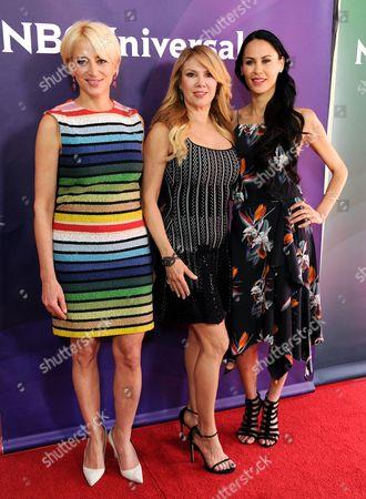 Dorinda Medley, Ramona Singer and Julianne Wainstein