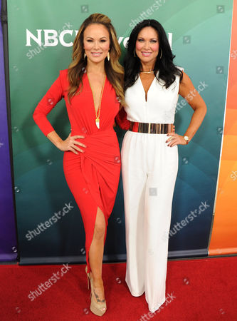 Editorial photo of NBC Universal Summer Press Day, Los Angeles, America - 01 Apr 2016