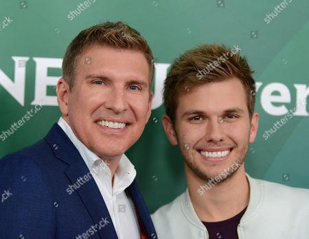 Todd Chrisley and Chase Chrisley