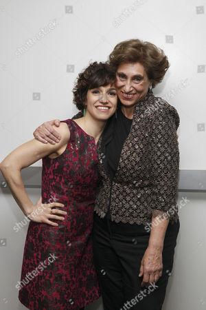 Catie Lazarus, Suad Amiry