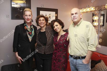 Justin Vivian Bond, Suad Amiry, Catie Lazarus, David Simon