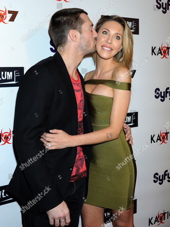 Chloe Rose Lattanzi and boyfriend James Driskill
