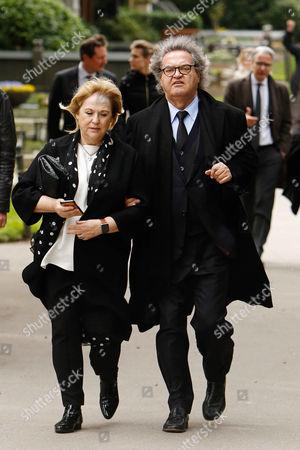 Patricia Riekel, Helmut Markwort