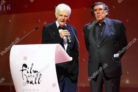 Editorial picture of Vienna Filmball, Austria - 01 Apr 2016