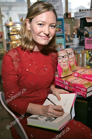 Stock Image of Holly Smale