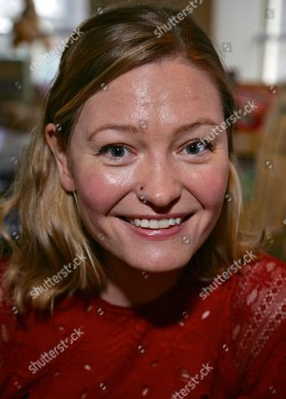 Editorial picture of Holly Smale 'Geek Girl' book promotion, Brighton, Britain - 02 Apr 2016