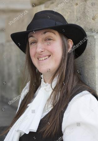 Stock Photo of Frances Hardinge