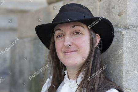 Stock Picture of Frances Hardinge