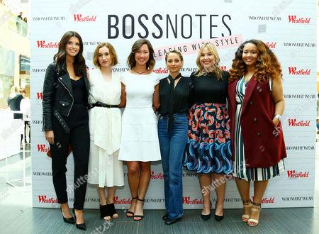 Katherine Schwarzenegger, Katherine Power, Nicole Richie, Hillary Kerr, GabiFresh