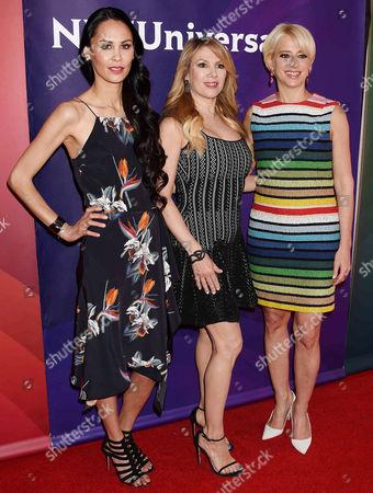Julianne Wainstein; Ramona Singer ; Dorinda Medley