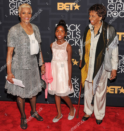 Dionne Warwick, Cissy Houston and guest