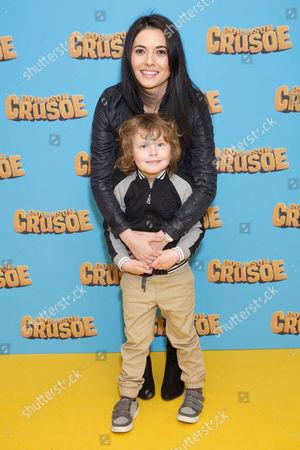 Natalie Sawyer & Sawyer Matterface (son)