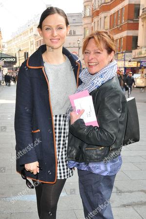 Sophie Ellis-Bextor & Janet Ellis