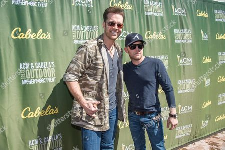 Lucas Hoge and Justin Moore