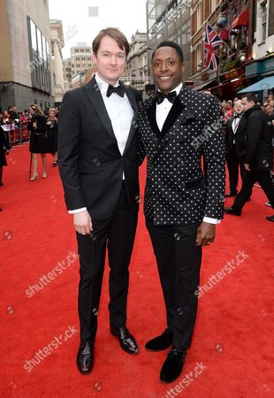 Editorial image of 40th Olivier Awards, The Royal Opera House, London, Britain - 03 Apr 2016