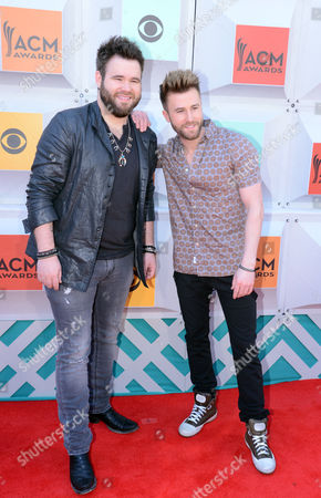 Zach Swon and Colton Swon of The Swon Brothers