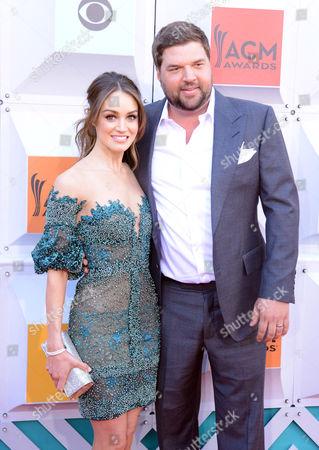 Stock Picture of Natalia Starzynski and Dallas Davidson