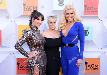 Editorial photo of Academy of Country Music Awards, Arrivals, Las Vegas, America - 03 Apr 2016