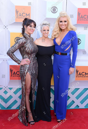 Editorial picture of Academy of Country Music Awards, Arrivals, Las Vegas, America - 03 Apr 2016