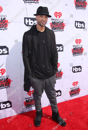 Editorial photo of iHeart Radio Music Awards, Arrivals, Los Angeles, America - 03 Apr 2016