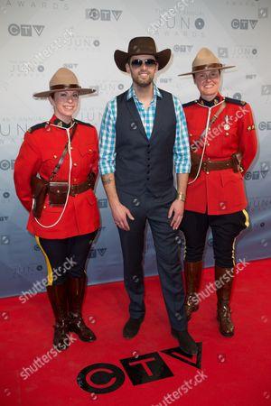 Dean Brody, Canadian Mounties