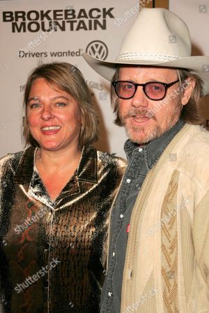 William Sanderson and wife Sharon