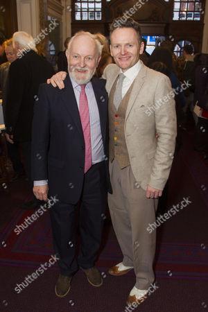 Richard Stilgoe and Joe Stilgoe