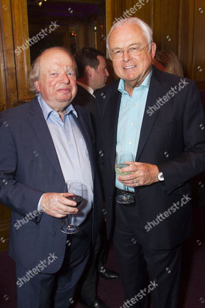 John Sergeant and Martyn Lewis