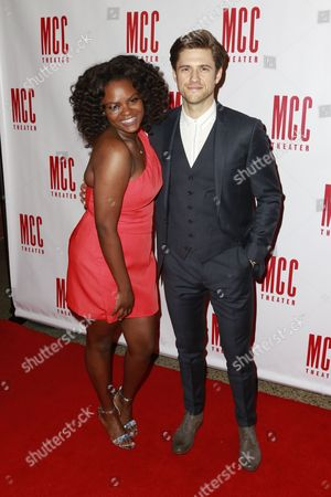 Shanice Williams, Aaron Tveit