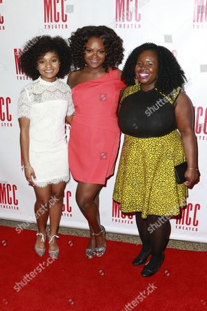 Dominique Thorne, Shanice Williams, Veralyn Williams