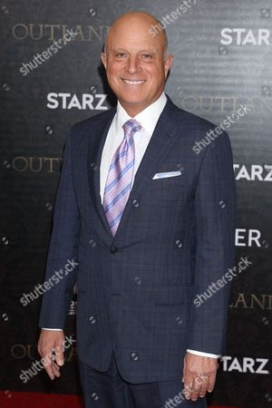 Chris Albrecht, CEO of STARZ