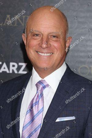 Stock Photo of Chris Albrecht, CEO of STARZ