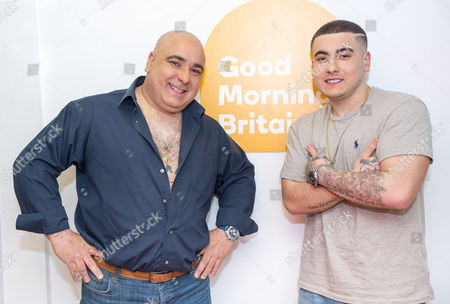 Editorial picture of 'Good Morning Britain' TV show, London, Britain - 05 Apr 2016