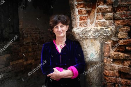 Stock Picture of Catherine Chanter