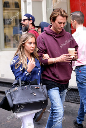 Editorial picture of Jonathan Cheban out and about, New York, America - 05 Apr 2016