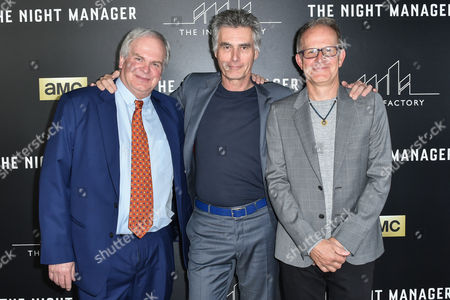 Editorial photo of 'The Night Manager' TV series premiere, Los Angeles, America - 05 Apr 2016