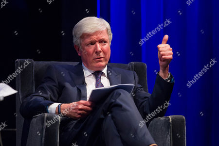 Stock Picture of Tony Hall, Director General of the BBC