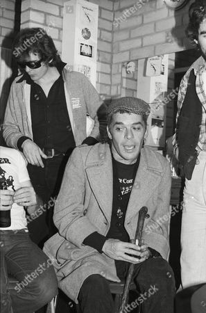 Editorial image of Ian Dury and The Blockheads at Loughborough University, Britain - 1977